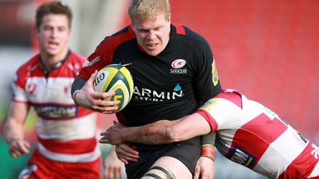 Don Barrell, seen in his Saracens playing days, is to join the RFU. Picture: JAN KRUGER/GETTY IMAGES