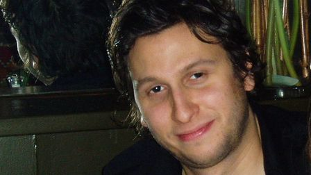 Father and musician Nick Hirsch died in 2012 aged 36