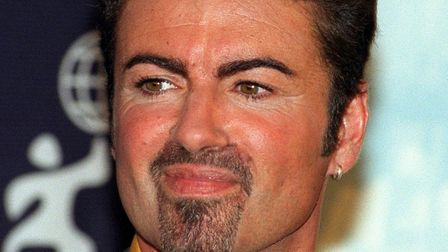 George Michael. Picture: Michael Stephens/PA