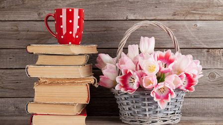 Maps, dog walking and French gardens; here's what to read in April