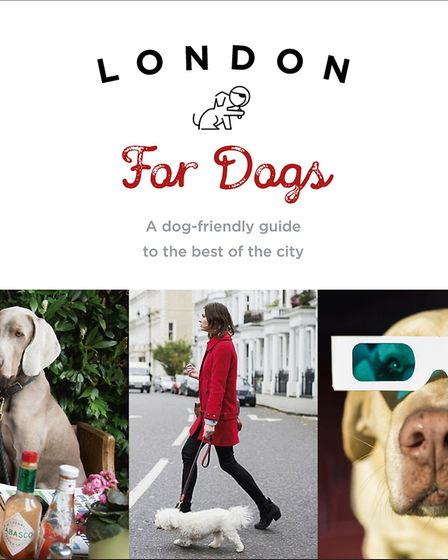 London for Dogs: a dog-friendly guide to the best of the city, Sarah Guy, £9.99, Ebury Press