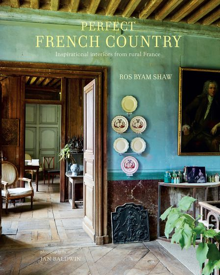 Perfect French Country: Inspirational Interiors from Rural France, Ros Byam Shaw, �30, Ryland, Peter