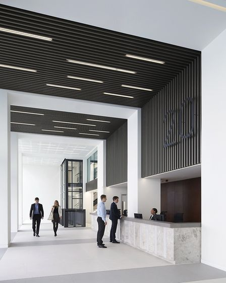 Fletcher Priest and Land Securities redesigned the 1960s Paddington office space