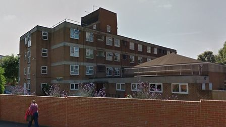 A file image of Appleton Court, Marcon Close, where Steadfast Careline occupies a flat. Picture: Goo