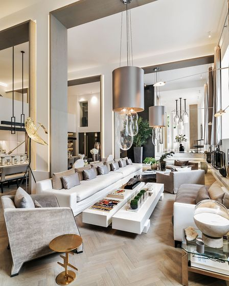 House of Hoppen by Kelly Hoppen, photography by Vincent Knapp and Mel Yates, published by Jacqui Sma