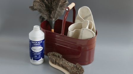 Spring cleaning kit, �45, Labour and Wait