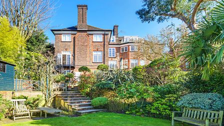 Redington Road, NW3, �3,500,000