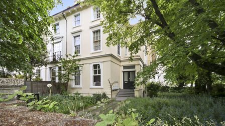 St Marks Square, NW1, £1,150,000