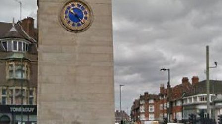 The Golders Green War Memorial Clock Tower could be demolished.