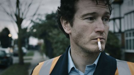 Nick Moran in 82, which is being screened at ONE2 festival