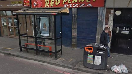 Red Planet Pizza 'repeatedly' ignored its midnight curfew. Picture: Google Maps