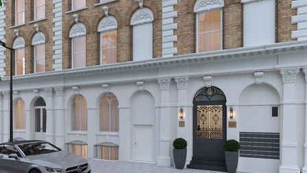 The 19 luxury apartments at Parker House have been launched today