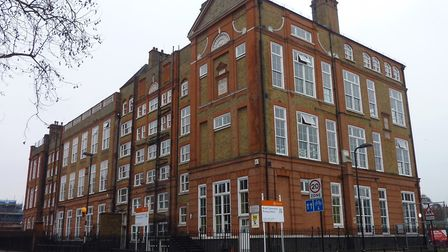 Amherst Primary School became Brook Primary School, pictured. It's now called Mossbourne Parkside Ac