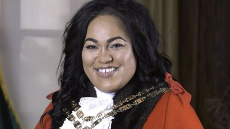 New speaker: Cllr Soraya Adejare. Picture: Gary Manhine