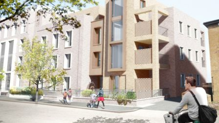 The Wilberforce Road development would feature 140 rooms. Picture: Quatro