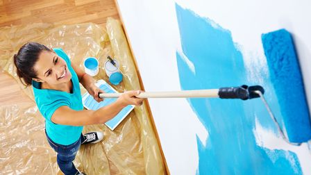 Five top tips for choosing paint colours