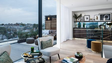 The Maple Building is NW5's most glamorous new development, with prices starting from �570,000