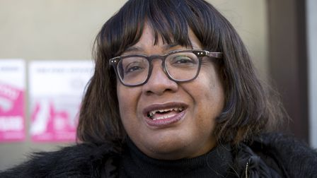 Shadow home secretary Diane Abbott, MP for Hackney North and Stoke Newington has been criticised for