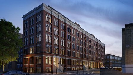 The Maple Building offers warehouse living in NW5 starting from £570,000