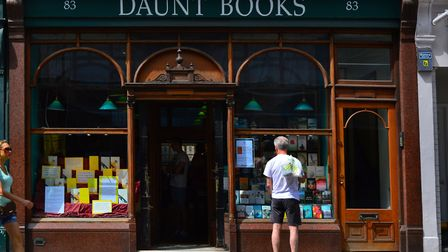 Daunt Books, Marylebone High Street