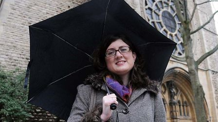 Former Gospel Oak councillor Maeve McCormack. Picture: Dieter Perry.