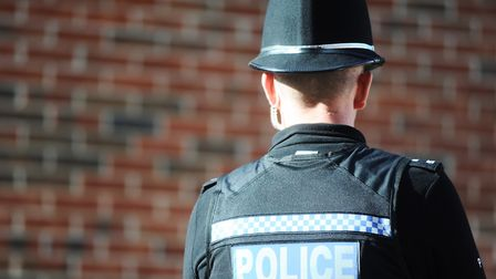 Officers are appealing for witnesses after money raised for charity was stolen from a property in So