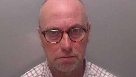 Neil Payne, jailed for four-and-a-half years after defrauded Lowestoft charity, D.I.A.L, out of more