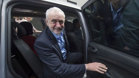 Mrs West said people in the EU 'get' Labour leader Jeremy Corbyn. Picture: PA/Victoria Jones