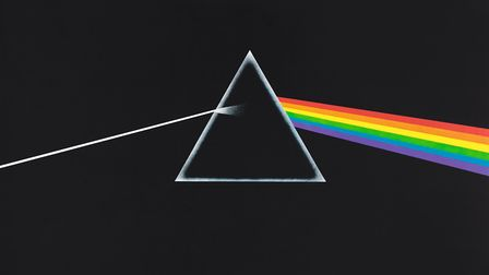 Dark Side of the Moon by Pink Floyd