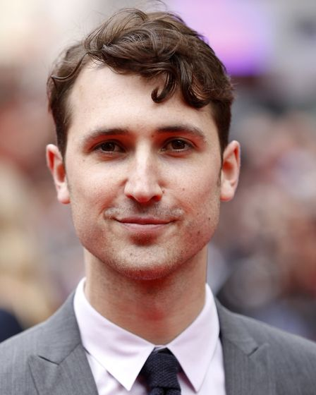 Ben Lloyd-Hughes at the European premiere of Divergent. Picture: PA/Justin Tallis