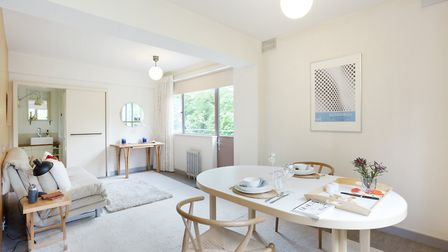 The Grade I listed building is a true Modernist gem in the heart of NW3