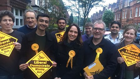 Kirsty Allan is the Liberal Democrat parliamentary candidate standing in Hamsptead and Kilburn