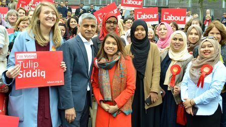 "Tulip Siddiq MP said manifesto is ""welcome news for thousands of residents across the area who fear"
