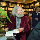 Author Joseph Connolly at the launch of his book This Is 64 at Hatchards Piccadilly. Picture: Poll