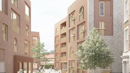 The sale of the 31 residential units will fund the new community facilities