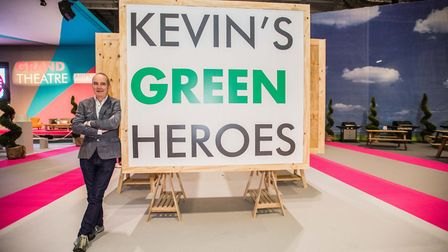 North London's The Used Kitchen Company was one of Kevin's Green Heroes for 2017