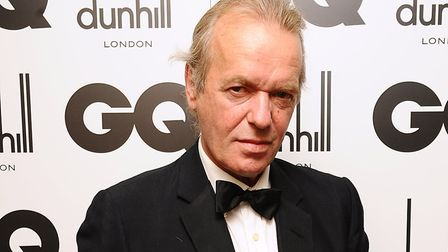 Martin Amis, author of Time's Arrow and Money, lived at the home for sale on Regents Park Road