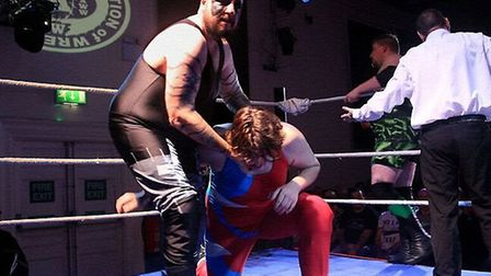 The World Association of Wrestling (WAW) will appear at Beccles Public Hall on Saturday, February 3.