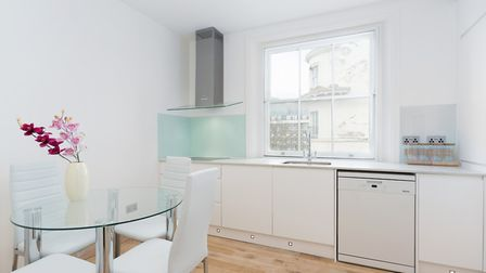 Gloucester Square, �1,295,000 or �750 pw to rent, Goldschmidt and Howland, 020 7100 6868