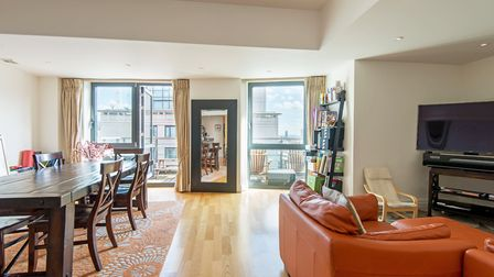 Sheldon Square, W2, �1,150 pw, Goldschmidt and Howland, 020 7100 6868