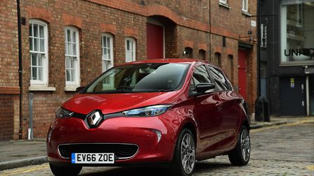 Jamm Living offered a free Renault Zoe electric car with all houses