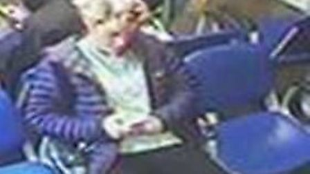 Officers are appealing for help in finding a vulnerable woman missing from hospital. Picture: MET PO