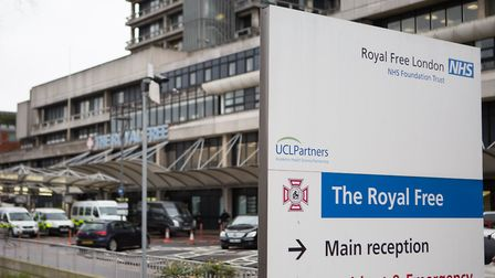 The Royal Free Hospital's unique data-sharing agreement with Google DeepMind has been challenged. Ph
