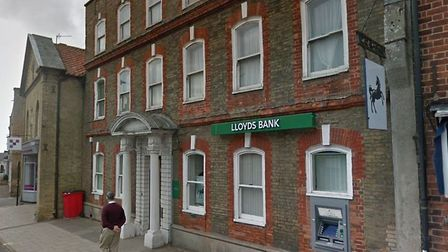 Lloyds Bank in Southwold. Picture: Google.