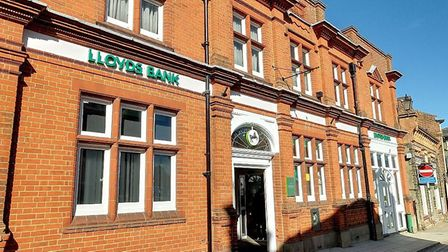 Lloyds Bank in Halesworth. Picture: Google.