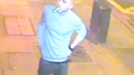 Police wish to speak to a man in connection to a rape in Camden (Met Police)