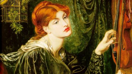 Dante Gabriel Rossetti, founder of the Pre-Raphaelite movement lived on Downshire Hill where the hom