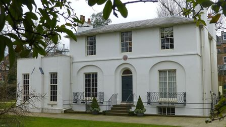 Keats House, NW3 will be open between 11am and 5pm on Saturday and Sunday