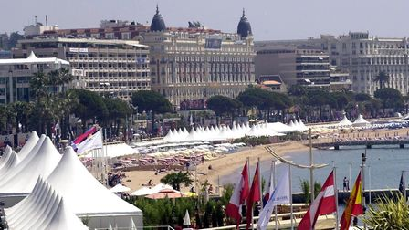 Council bosses spent almost �44,000 on a trip to a real estate conference in Cannes. Credit: Toby Me