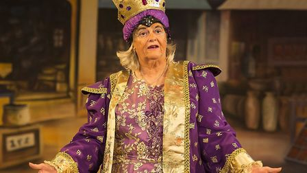 The show starred former Conservative politician Ann Widdecombe. Picture: Pamela Raith.